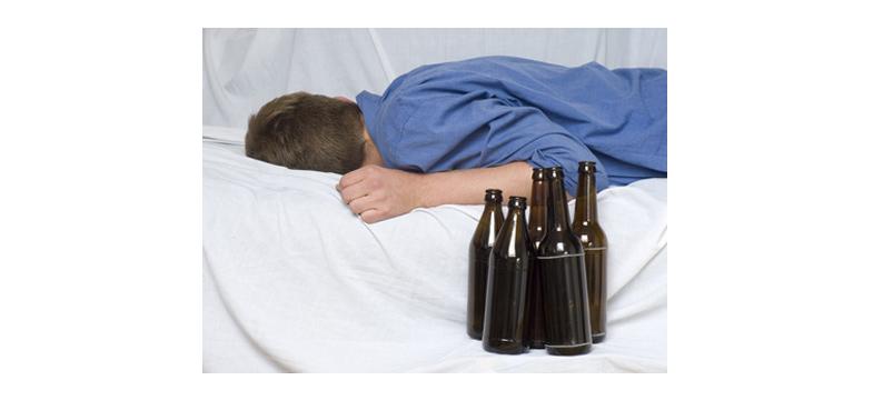 Schnarchen Alkohol