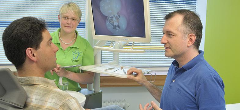 Schnarchen Zahnarzt